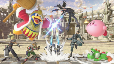 Smash Bros' Deceiving Simplicity